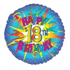 18th Birthday Balloon