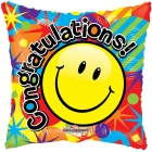 Congratulations Smile Balloon
