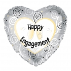 Happy Engagement Balloon