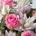 Image of Rose & Lily Bouquet