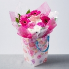 Simply Pink Gift Bag