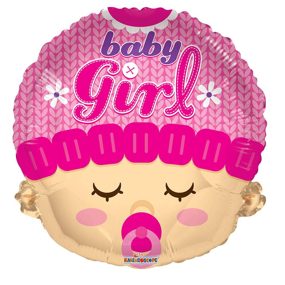 Image of It's a Girl Balloon