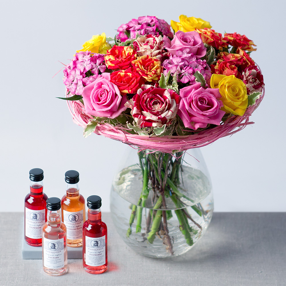 Image of Sweet Rose Gin Gift