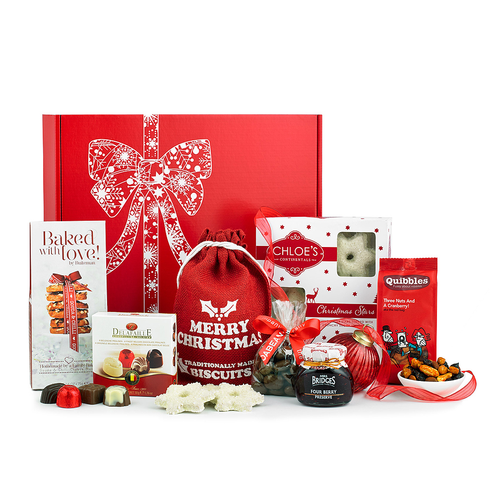 Christmas Treats Gift Box