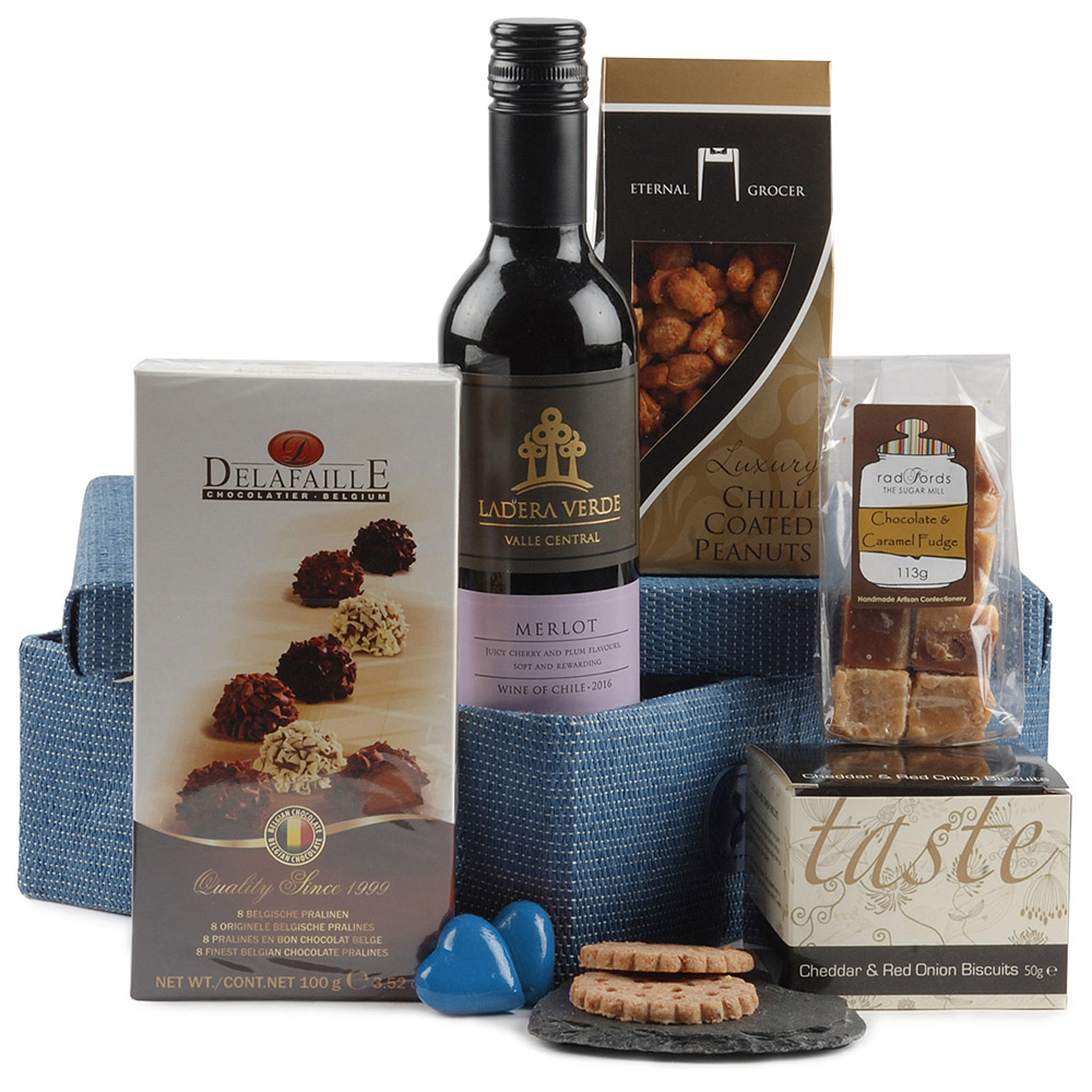 Image of Gentleman's Gift Hamper