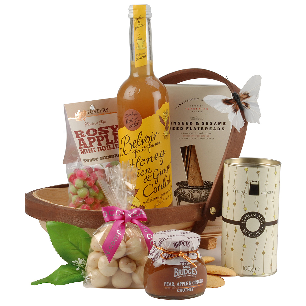 Good wishes hamper gift hamper hampers by post good wishes hamper negle Gallery