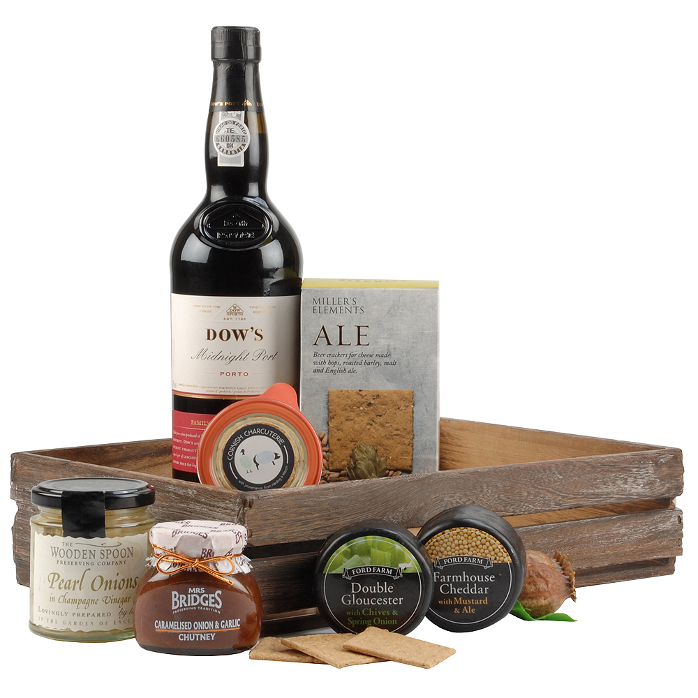 Image of This delectable gift is ideal to send to someone who appreciates the finer things in life.