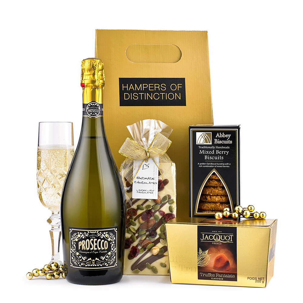 Image of Enjoy a relaxing evening with a selection of life's little luxuries in the form of this indulgent gift box.  
