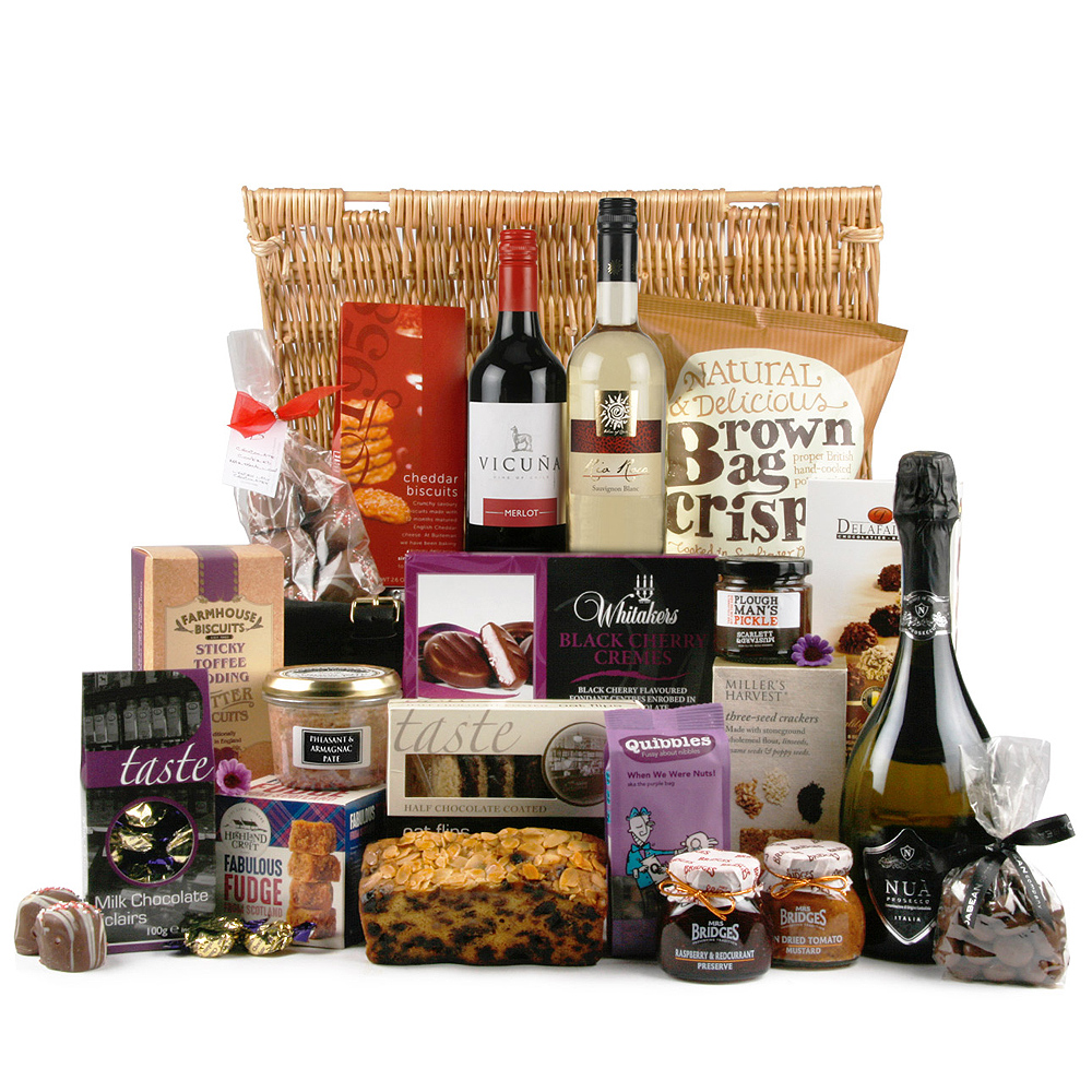 Image of Enjoy a delectable feast of sweet and savoury pleasures washed down with a choice of wines.