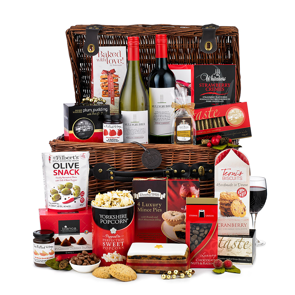 Image of The Luxury Connoisseur Hamper